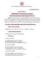 RFEF – CIRCULAR Nº 4 2021/22 – Resultado del sorteo del Campeonato Nacional de Selecciones Autonómicas de Fútbol Playa Sub-19 Femenina