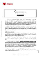 CIRCULAR Nº 2-NORMAS GENERALES 2021-2022
