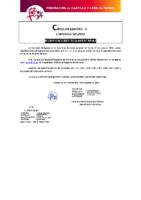 FCYLF – CIRCULAR Nº 9   2021/22 – MODIFICACIONES REGLAMENTARIAS