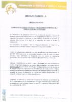 CIRCULAR 4 CTA – 2021/22 – NORMAS REGULADORAS PRIMERA DIVISIÓN REGIONAL DE AFICIONADOS